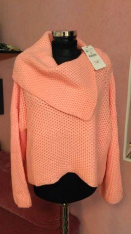 свитер укороченный р М