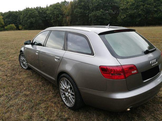 Audi A6 C6 ful opcja