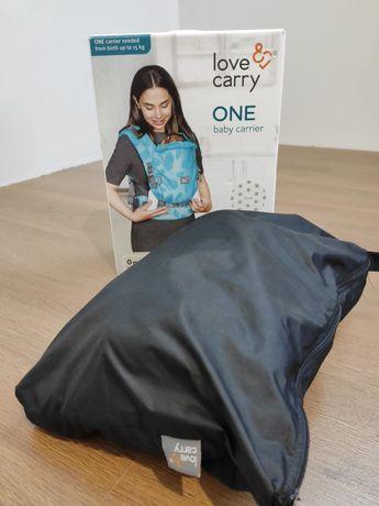 Эрго-рюкзак Love & Carry ONE+ Стоун