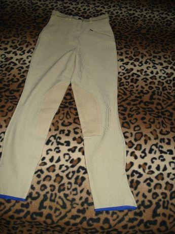 штаны для верховой езды