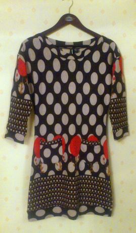 платье Izabel London, осень/зима/весна