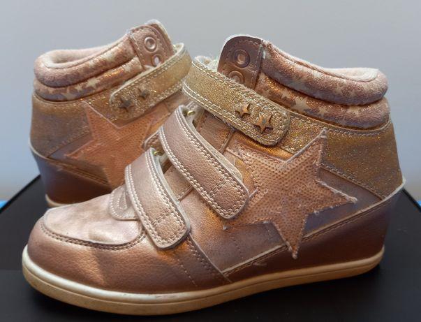Sneakersy, adidasy, półbuty dziewczynka 34