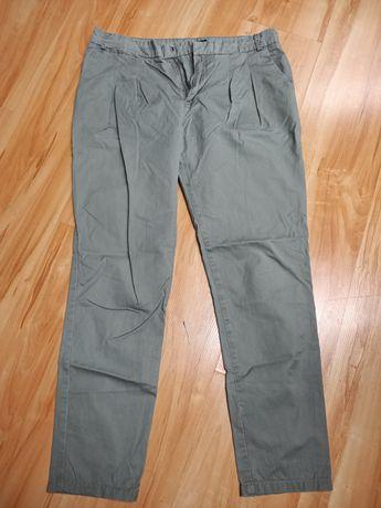 Spodnie khaki Zara