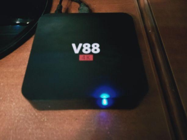 Smart box tv box v88 4k