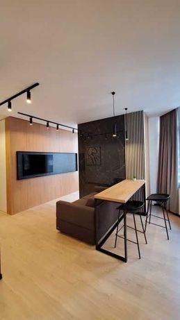Квартира с двумя спальнями на ул. Каманина. Дизайнерский ремонт! М
