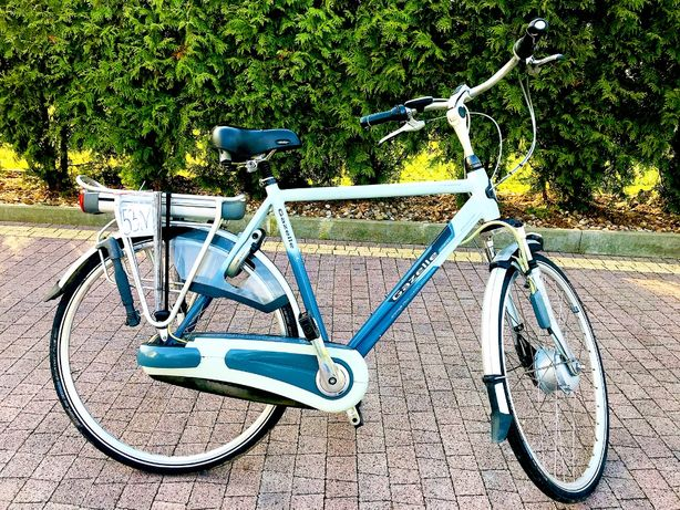 Rower elektryczny Gazelle alu 28'' nr 53NK