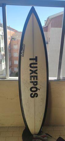 Prancha surf Msd quilhas FSC