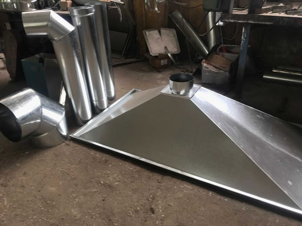 изготовление изделий из листового металла