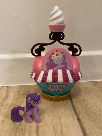 Mini lodziarnia My Little Pony