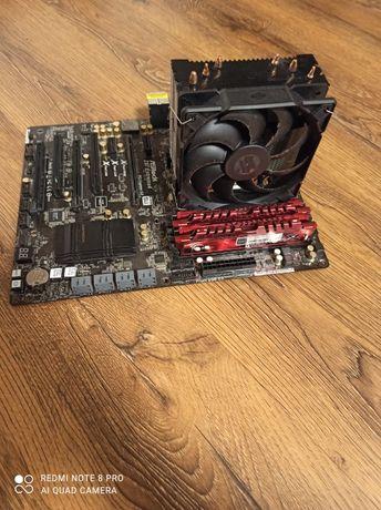 I7 4770k PŁYTA z87 Extreme 4 16GB RAM