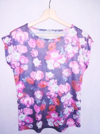 Bluzka/t-shirt w kwiaty Greenpoint rozmiar 38