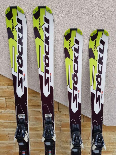Narty Stöckli SX team 120cm, 140cm lub 150cm