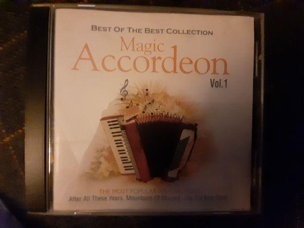 Akordeon cd