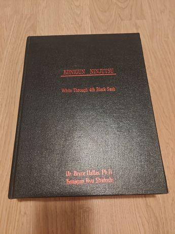 Sprzedam książkę Konigun Ninjutsu w języku angielskim, Ninja