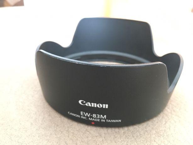 Aro protetor para câmera fotográfica Canon