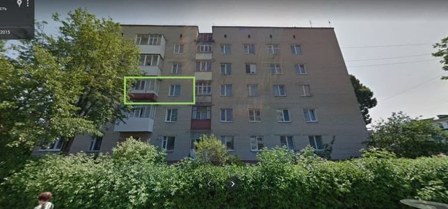Продам 2 кімнатну квартиру Луцьк вул. Миру 4, 3 поверх, 54.4 м2