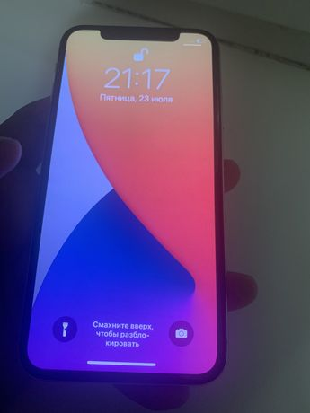 Iphone x белый 64 gb