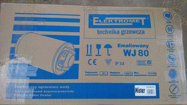 Elektryczny ogrzewacz wody Elektromet 80 litrów