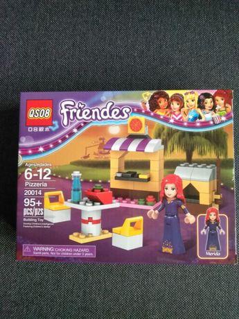 Klocki Friends 95 elem