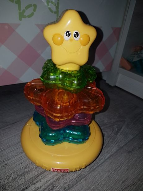 Zabawka dla dziecka piramida