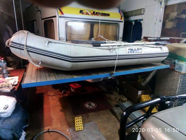 Лодка и лодочный мотор