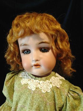 Кукла антикварная KR Simon Halbig 58см 1915г.р.