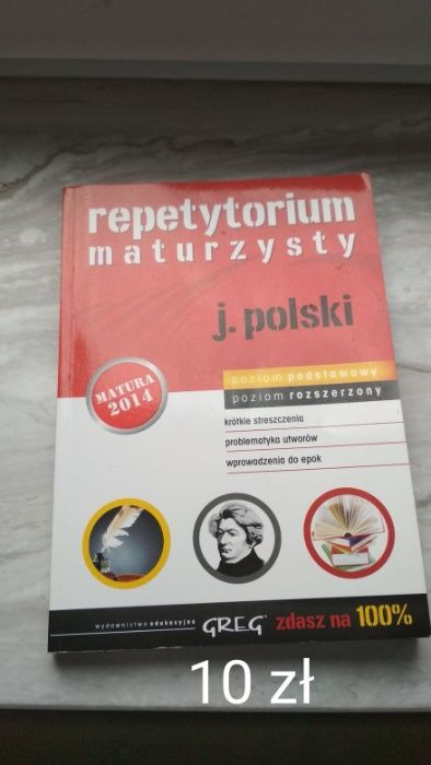 repetytorium maturzysty język polski Marki - image 1