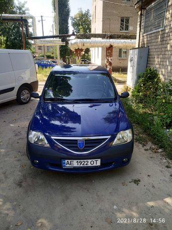 Dacia Logan 1.4 55kw дачиа логан