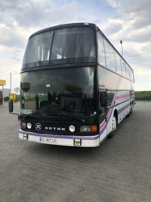 Автобус SETRA S216HD Луцк - изображение 1