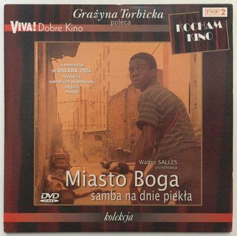 DVD Miasto Boga Polski Lektor