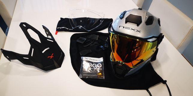 Vendo capacete Nexx Xwed2