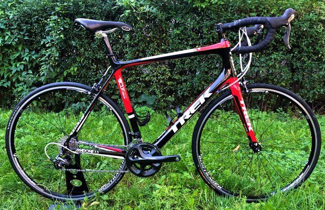 Powystawowy rower szosowy TREK Madone 3.5 ful carbon Ultegra 2x10 58cm