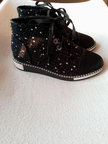 Nowe buty za kostke rozmiar 39