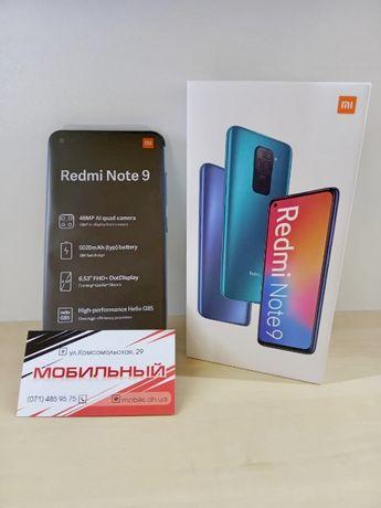 Xiaomi Redmi Not 9 4/128 Gb Ocean Green Global