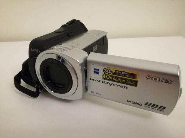 Kamera cyfrowa Sony DCR-SR35E