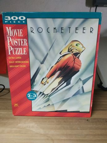 Puzzle The Rocketeer