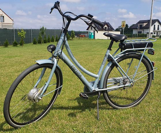 Rower elektryczny Cortina e-u1 Damka