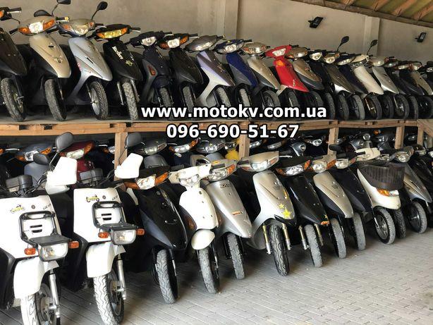 Мопеди Скутера з Японії, Yamaha Jog SA12/16/36/39, Vino, VOX, ZR