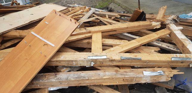Oddam drewno na opał Kołobrzeg - deski, więźby, szafy