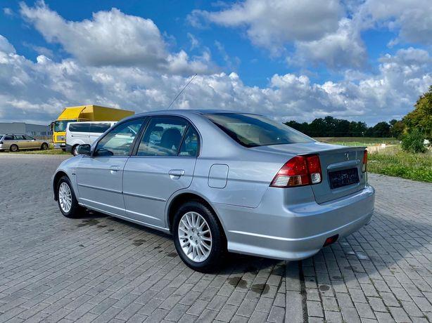 Honda Civic Hybrid 2003r 1.3i/82KM+15
