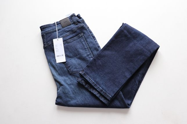 Nowe damskie jeansy Closed, Slim fit, wysoki stan r. 34 (W34 L36)