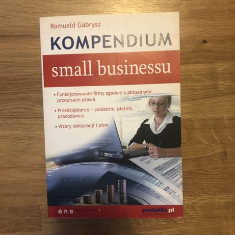 Kompendium small businessu Romuald Gabrysz