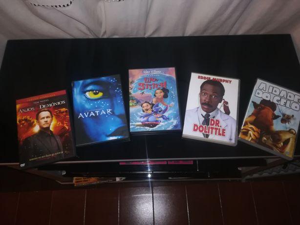 Conjunto de 5 DVD