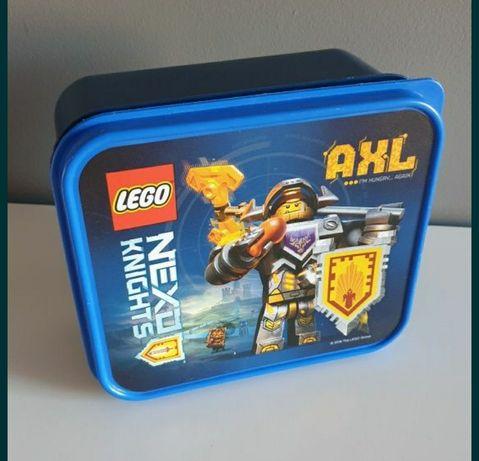LEGO Śniadaniówka Kego Nexo Knights lunch box oryginał solidna NOWY