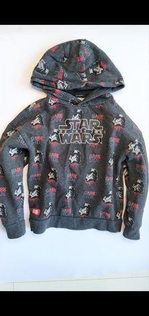 Star Wars świetna bluza Darek Side 134cm