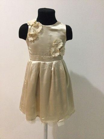 Детское нарядное платье YD на девочку 3-4 года 98-104 рост