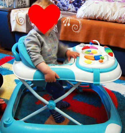 Ходунки детские JOY с музыкальной игровой панелью
