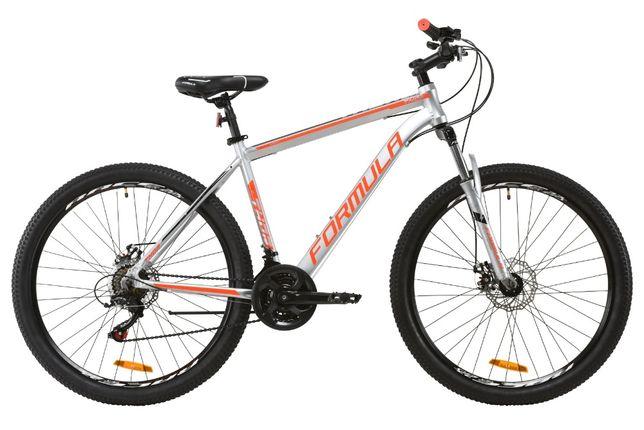 "Велосипед AL 27.5"" Formula THOR 1.0 AM DD рама-19"" 2020"