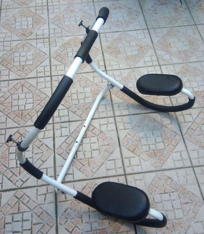 Aparelho para abdominais - Roller Up