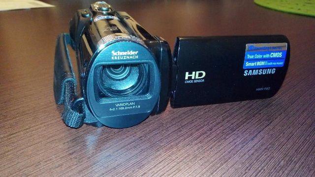 Kamera Samsung HMX-F80 na czśęści